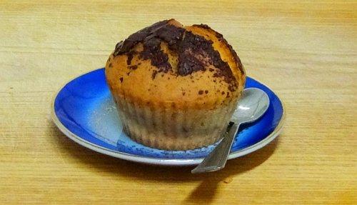 vegane Muffins gebacken mit dem Minibackofen mit Umluft